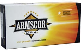 Armscor FAC300AAC3N 300 AAC Blackout/Whisper (7.62X35mm) 220 GR Hollow Point Boat Tail - 20rd Box