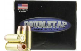 DoubleTap Ammunition 10MM125X DT Tactical 10mm Automatic 125 GR Barnes TAC-XP - 20rd Box
