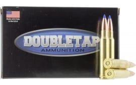DoubleTap Ammunition 338W160X DT Longrange 338 Winchester Magnum 160 GR Barnes Tipped TSX - 20rd Box