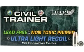 Liberty Ammunition LATR380049 Civil Trainer 380 ACP 65 GR - 50rd Box