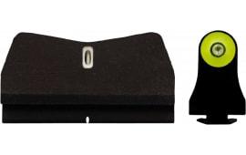 XS Sights GL-0015P-5Y DXT2 Big Dot Glock 17/19 Supress YLW