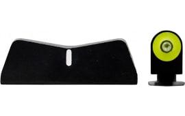 XS Sights GL-0009P-3Y DXW2 Big Dot Glock 17/19 YLW