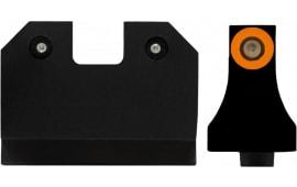 XS Sights GL-R021P-6N R3D 3 Dot Glock 17/19 Supress ORG