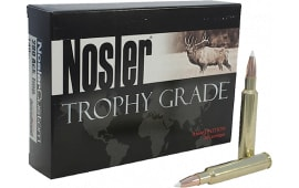 Nosler 48545 Trophy 280Rem 140 GR AccuBond Brass - 20rd Box