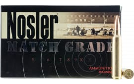 Nosler 51287 Match Grade 28 Nosler 168 GR Custom Competition - 20rd Box