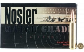 Nosler 51288 Match Grade 26 Nosler 140 GR Custom Competition - 20rd Box