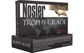 Nosler 60025 Trophy 270 Winchester 130 GR AccuBond Brass - 20rd Box