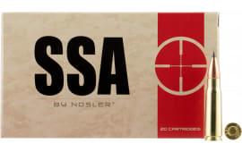 Nosler 75070 SSA 7.62x39mm 123 GR Varmageddon - 20rd Box