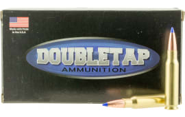 DoubleTap Ammunition 325160X Desert Tech Longrange 325 WSM 160 GR Barnes Tipped TSX - 20rd Box