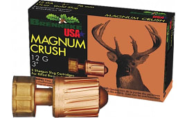 "Brenneke SL123CMR Magnum Crush 12GA 3"" 1-1/2oz Slug - 5sh Box"