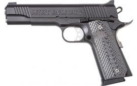 Magnum Research DE1911G10 Desert Eagle 1911 5 FS Black G10