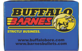 Buffalo Bore Ammunition 24H/20 9mm Luger +P+ 115 GR Barnes TAC-XP - 20rd Box