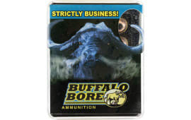 Buffalo Bore Ammunition 33E/20 38 Super +P Jacketed Hollow Point 147 GR - 20rd Box