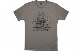 Magpul MAG1173-039-L Jackalope Rodeo Shirt Gray