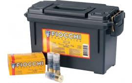 "Fiocchi 12FHV00B Buckshot 12 GA 2.75"" Buckshot 9 Pellets 00 Buck - 80sh Case"
