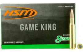 HSM 27012N Game King 270 Win 130 GR SBT - 20rd Box