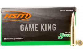 HSM 300SAV6N Game King 300 Savage 150 GR SBT - 20rd Box
