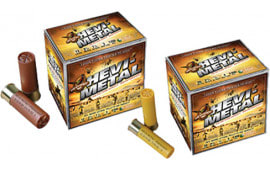 "Hevishot 31235 Hevi-Metal Pheasant 12 GA 2.75"" 1-1/8oz #5 Shot - 250sh Case"