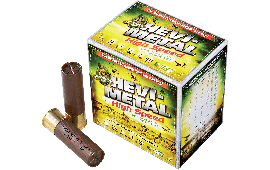 "Hevishot 36004 Hevi-Metal High Speed 10 GA 3.5"" 1-1/2oz #4 Shot - 25sh Box"