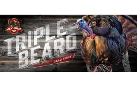 """Hevishot 95567 Triple Beard Turkey 12 GA 3.5"""" 2-1/4oz 5,6,7 Shot - 10sh Box"""