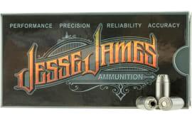 Ammo Inc 40180HPJJ20 Jesse James 40 Smith & Wesson (S&W) 180 GR Hollow Point - 20rd Box