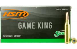 HSM 2439N Game King 243 Winchester 85 GR HPBT - 20rd Box