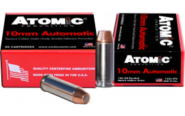 Atomic 00457 Defense 10mm Automatic 180 GR Bonded MHP - 20rd Box