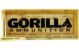 Gorilla GA300220SMK Gorilla Match 300 AAC Blackout/Whisper (7.62X35mm) 220 GR Sierra MatchKing - 20rd Box