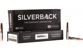 Gorilla SB300205SD Silverback 300 AAC Blackout/Whisper (7.62x35mm) 205 GR Solid Copper - 20rd Box