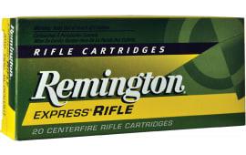 Remington Ammunition R300AAC8 Subsonic 300 AAC Blackout/Whisper (7.62X35mm) 220 GR OTM - 20rd Box