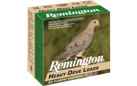 "Remington RHD206 Shurshot Heavy Dove Loads 20 GA 2.75"" 1oz #6 Shot - 250sh Case"