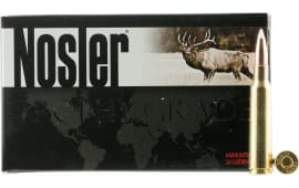 Nosler 60022 Trophy Grade 6.5x55 Swedish 140 GR AccuBond - 20rd Box