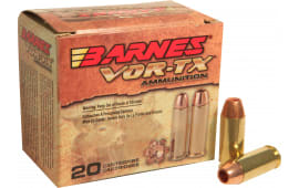 Barnes 31180 VOR-TX Handgun Hunting 10mm 155 GR XPB - 20rd Box