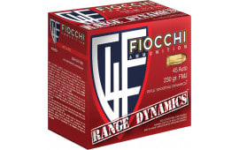 Fiocchi 45ARD100 Rang Dynamics 45 ACP 230 GR Full Metal Jacket - 500rd Case