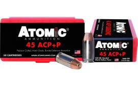 Atomic 00433 45ACP+P 230 Bonded Match HP - 50rd Box