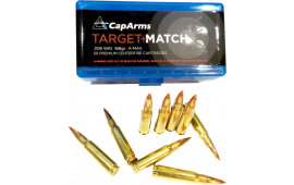 CapArms M357N158B 357 Remington Magnum 158 GR Round Nose Flat Point - 50rd Box