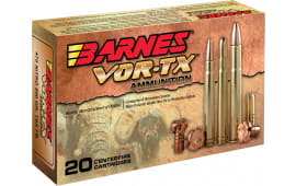 Barnes 22008 VOR-TX 22-250 Remington 50 GR TSX FB - 20rd Box