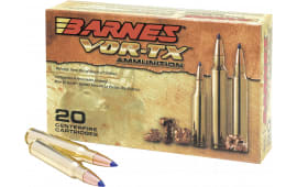 Barnes Bullets 21548 VOR-TX 300 AAC Blackout/Whisper (7.62X35mm) 110 GR Tac-TX FB - 20rd Box