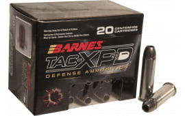 Barnes Bullets 21550 TAC-XPD 357 Magnum 125 GR Copper - 20rd Box