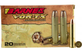 Barnes 21579 VOR-TX 45-70 Government 300 GR TSX Flat Nose - 20rd Box
