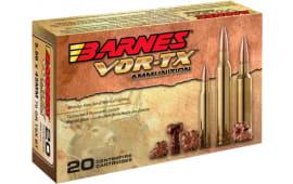 Barnes Bullets 31191 VOR-TX .223/5.56 NATO 70 GR TSX Boat Tail - 20rd Box