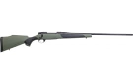 "Weatherby VGY65CMR4O Vanguard SYN. 6.5 Creedmor 24"" M.BLUED Green SYN"