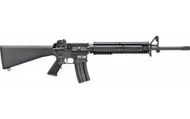 """FN 3632001 FN 15 Military Collector Semi-Auto 20"""" 30+1 Fixed Black"""