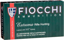 Fiocchi 308MKB Exacta 308 Winchester Sierra MatchKing Boat Tail Hollow Point 168 GR - 20rd Box