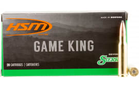 HSM 300SAV6N Game King 300 Savage 150 GR SBT - 20rd Box