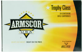 Armscor FAC7MM160GRA 7mm Remington Magnum 160 GR AccuBond - 20rd Box