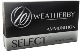 WBY Ammo 240 WBY 100 GR Spitzer 20/200 - 20rd Box
