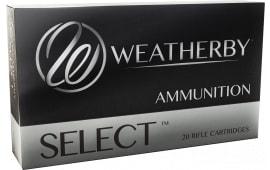 WBY Ammo 240 WBY 100 GR Spitzer 20/200 - 20rd Box