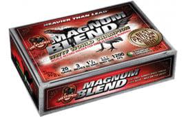 """HEVI-Shot 00567 Magnum Blend Turkey 20GA 3"""" 1-1/4oz 5,6,7 Shot - 5sh Box"""