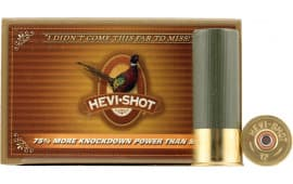 "Hevishot hot hot 22236 HD Pheasant 20GA 2.75"" 7/8oz #6 Shot - 100sh Case"